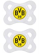 MAM Borussia Dortmund Silikon 0 - 6 Monate