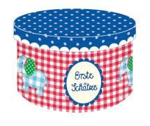Aufbewahrungsboxen BabyGlück (Erste Locke/Schätze/Schühchen)