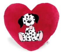 NICI Herzkissen Love Hund 40cm