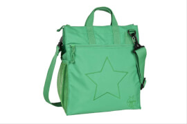 Lässig Casual Buggy Bag Star deep green
