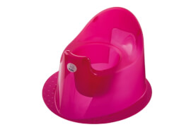 RothoTOP Kindertopf transluzent pink