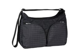 Lässig Basic Shoulder Bag Comb black