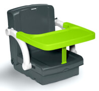 RothoKidskit HI Seat mitwachsend, grau, apfelgrün, weiß