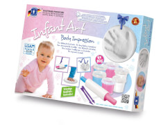 Infant Art - Body Impression