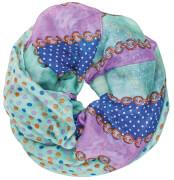 Loop Paisley/Blumen 70 x 180 Polyester
