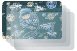 reer 5278 Scheibenset für Einschlaflicht Junior Boy Astronaut