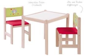 roba Kinder-Sitzgruppe Waldhochzeit, 3-teilig