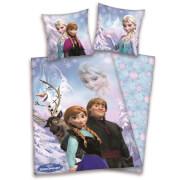 Disney Frozen - Die Eiskönigin Bettwäsche, ca. 135 x 200 cm / ca. 80 x 80 cm