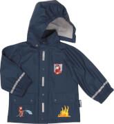 Playshoes Regen-Mantel Feuerwehr, Gr. 80