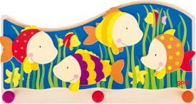 GoKi Garderobe Bunte Fische