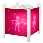 Magische Laterne Ballerina - Weiss 12V
