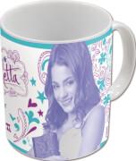 Disney Violetta Kaffeebecher, Keramik Promo