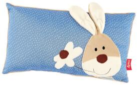 Sigikid 40992 Kuschelkissen Semmel Bunny