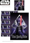 Star Wars Bettwäsche Dark Side, ca. 135 x 200 / ca. 80 x 80 cm