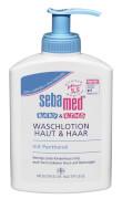 sebamed Waschlotion Haut & Haar 200 ml