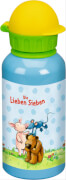 Alu-Trinkflasche Die Lieben Sieben