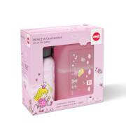 Emsa 516165 Trinkflasche + Brotdose Princess