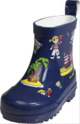 Playshoes Gummistiefel Pirateninsel, Gr. 19