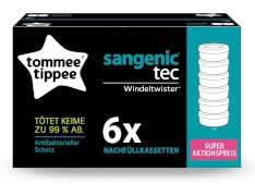RothoSangenic TEC Nachfüllkassetten 6er Pack