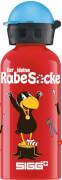 SIGG Kleiner Rabe Socke & Rinaldo Trinkflasche, 0,4 Liter