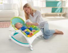 Mattel Fisher Price Baby Babyschaukel New Style NTT Rocker