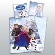 Disney Frozen - Die Eiskönigin Bettwäsche, ca. 100 x 200 cm