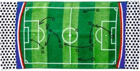 Zauberhandtuch Fußball
