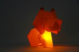 Lilnika - Oma, Löwe Nachtlicht