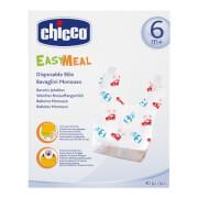 Chicco Einweg-Lätzchen Easy Meal, 40 Stück, 6m+