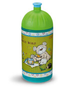 NICI Trinkflasche Bär grün 0,5l