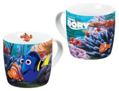 Disney Findet Dorie - Porzellantasse Korallen 250 ml