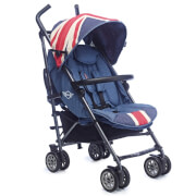 MINI by Easywalker buggy Union Jack Vintage