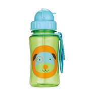 Skip Hop Zoo Straw Bottle Dog