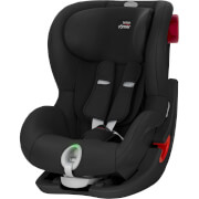Britax Römer KING II LS BLACK SERIES Cosmos Black