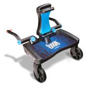 BuggyBoard Maxi blau mit Saddle, blau