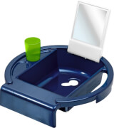 RothoKiddy Wash Perl blue, weiß, lime