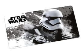 Star Wars Brettchen Episode VII, Stormtrooper, 23,5x14cm, mit Anti-Rutsch-Noppen