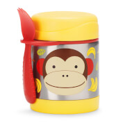 Skip Hop Zoo Insulated Food Jar Monkey - Edelstahl Warmhaltebox Affe
