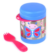 Skip Hop Zoo Insulated Food Jar Butterfly - Edelstahl Warmhaltebox Schmetterling