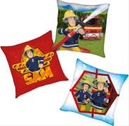 Feuerwehrmann Sam - Dekokissen, 40 x 40 cm, sortiert