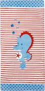 Coppenrath - Zauberhandtuch Seepferdchen BabyGlück