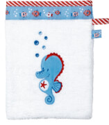 Coppenrath - Waschhandschuh Seepferdchen BabyGlück