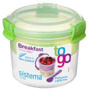 Breakfeast To Go grün 530 ml