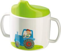 HABA - Trinklerntasse Traktor