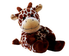 Warmies® Wärmetier Giraffe