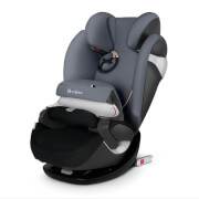 Cybex Kinder-Autositz Pallas M-Fix, Gr. 1/2/3, 9-36 kg, ab ca. 9 Monate, graphite black
