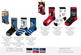 Star Wars - Socken 3er Pack