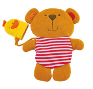 Hape - Teddy Waschhandschuh mit Entchen, ab 12 Monaten