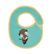 Lässig Small Bib Wildlife Meerkat