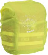 Playshoes Regenhülle für Schulranzen, neongelb